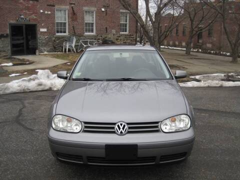 2003 Volkswagen GTI for sale at EBN Auto Sales in Lowell MA