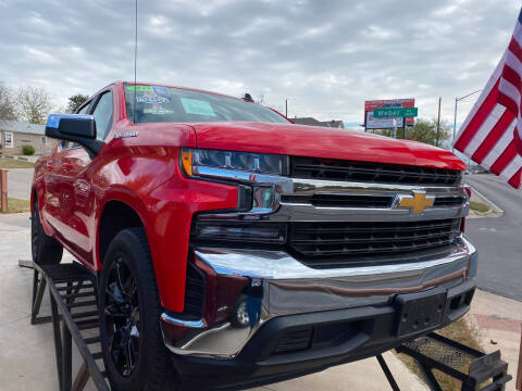 2020 Chevrolet Silverado 1500 for sale at Speedway Motors TX in Fort Worth TX