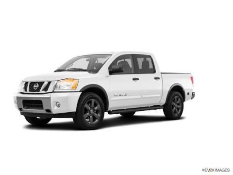 2015 Nissan Titan for sale at Douglass Automotive Group - Douglas Nissan in Waco TX