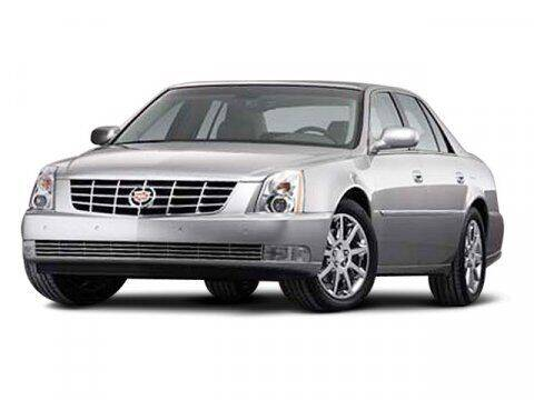 2008 Cadillac DTS for sale at HILAND TOYOTA in Moline IL