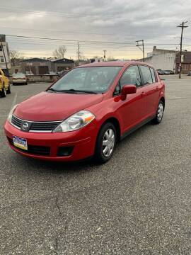 2007 Nissan Versa for sale at ARS Affordable Auto in Norristown PA
