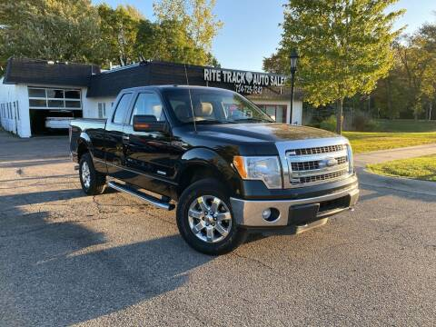 2014 Ford F-150 for sale at Rite Track Auto Sales in Canton MI