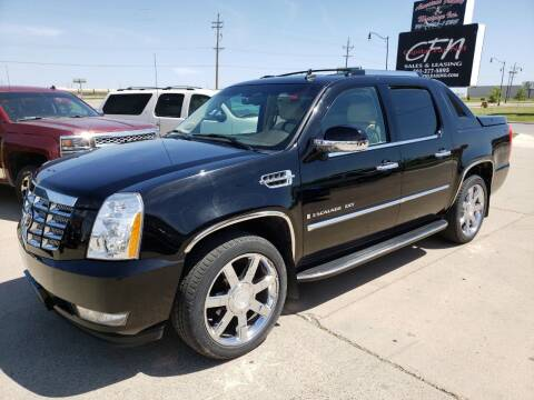 2007 Cadillac Escalade EXT for sale at CFN Auto Sales in West Fargo ND