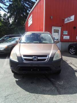 2004 Honda CR-V for sale at ATI Automotive & Used Cars Inc. in Plaistow NH