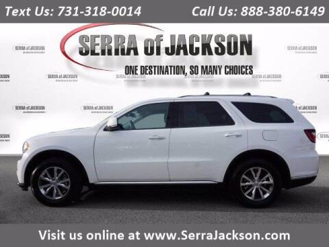2016 Dodge Durango for sale at Serra Of Jackson in Jackson TN