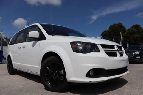 2020 Dodge Grand Caravan for sale at OCEAN AUTO SALES in Miami FL