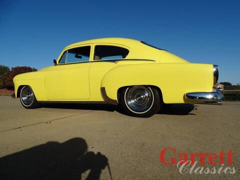 1951 Chevrolet Fleetline for sale at Garrett Classics in Lewisville TX
