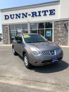 2010 Nissan Rogue for sale at Dunn-Rite Auto Group in Kilmarnock VA
