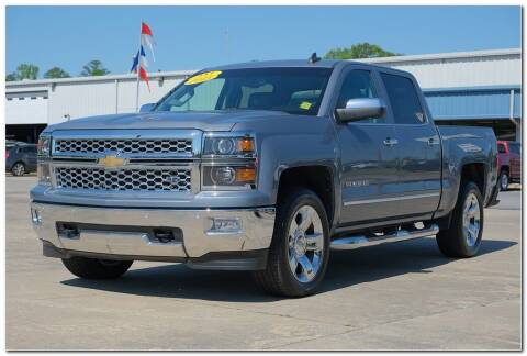 2015 Chevrolet Silverado 1500 for sale at STRICKLAND AUTO GROUP INC in Ahoskie NC