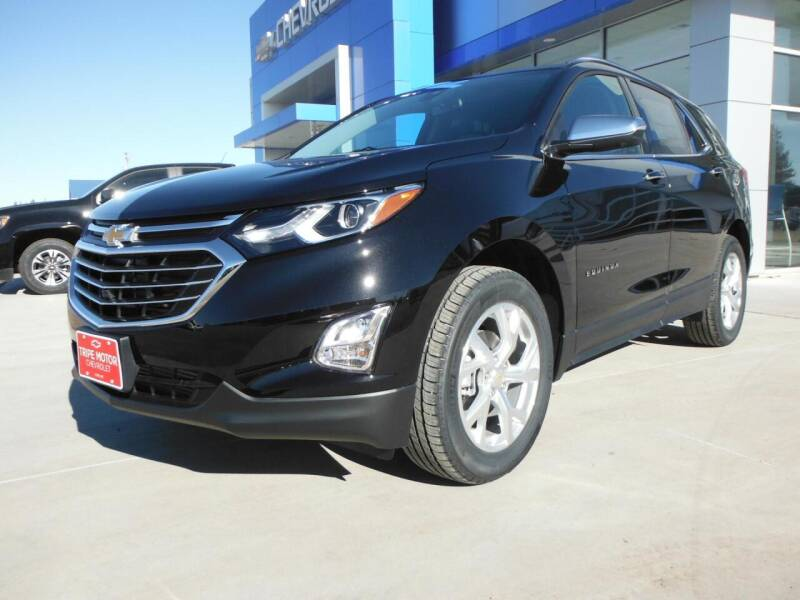 2021 Chevrolet Equinox for sale at Tripe Motor Company in Alma NE