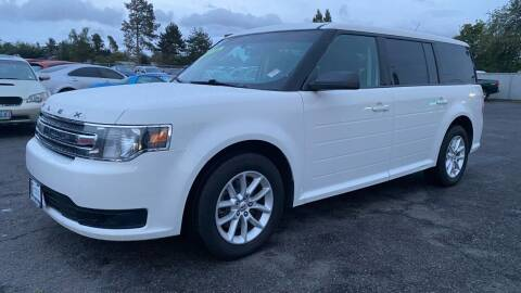 2013 Ford Flex for sale at Universal Auto Inc in Salem OR