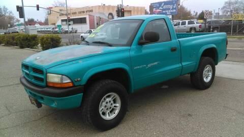 1997 Dodge Dakota for sale at Larry's Auto Sales Inc. in Fresno CA