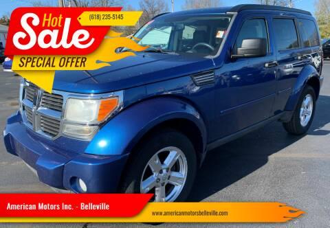 2009 Dodge Nitro for sale at American Motors Inc. - Belleville in Belleville IL