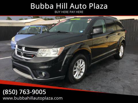 2013 Dodge Journey for sale at Bubba Hill Auto Plaza in Panama City FL