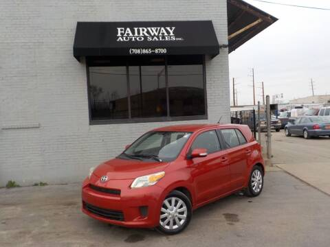 2008 Scion xD for sale at FAIRWAY AUTO SALES, INC. in Melrose Park IL