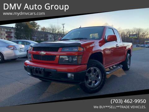 2012 Chevrolet Colorado for sale at DMV Auto Group in Falls Church VA