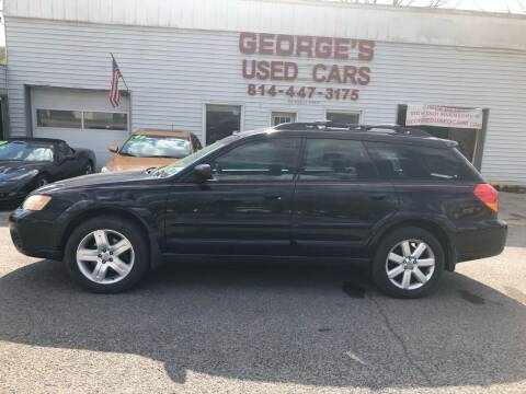 2006 Subaru Outback for sale at George's Used Cars Inc in Orbisonia PA