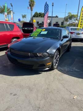2012 Ford Mustang for sale at LA PLAYITA AUTO SALES INC - 3271 E. Firestone Blvd Lot in South Gate CA