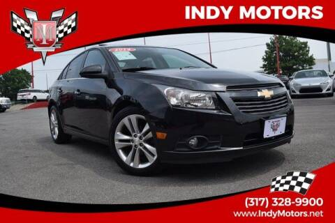 2014 Chevrolet Cruze for sale at Indy Motors Inc in Indianapolis IN