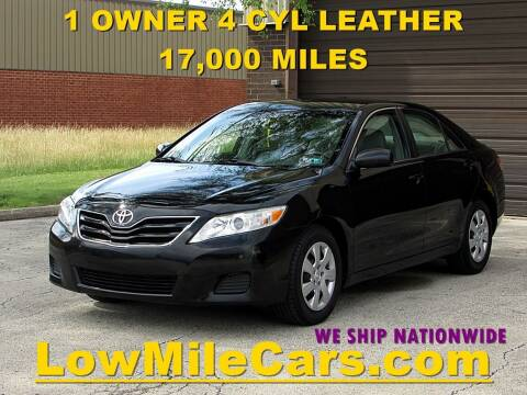 2010 Toyota Camry for sale at A1 Auto Sales in Burr Ridge IL