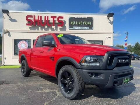 2019 RAM Ram Pickup 1500 Classic for sale at Shults Resale Center Olean in Olean NY