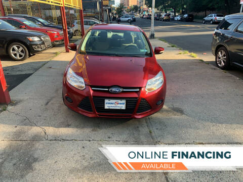 2014 Ford Focus for sale at Raceway Motors Inc in Brooklyn NY