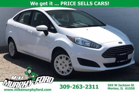 2018 Ford Fiesta for sale at Mike Murphy Ford in Morton IL