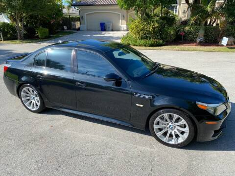 2006 BMW M5 for sale at Exceed Auto Brokers in Lighthouse Point FL