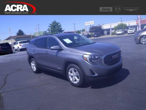 2018 GMC Terrain for sale at BuyRight Auto in Greensburg IN