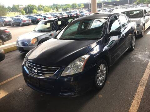 2010 Nissan Altima for sale at Plymouthe Motors in Leominster MA