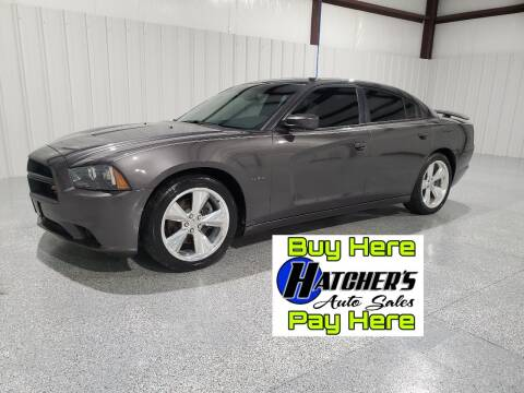 2014 Dodge Charger for sale at Hatcher's Auto Sales, LLC - Buy Here Pay Here in Campbellsville KY