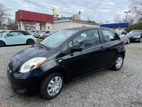 2009 Toyota Yaris for sale at Car Online in Roswell GA