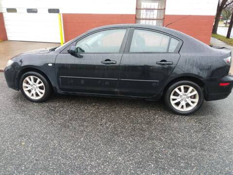 2008 Mazda MAZDA3 for sale at Charles Baker Jeep Honda in Norfolk VA