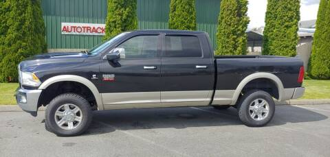 2010 Dodge Ram Pickup 3500 for sale at AUTOTRACK INC in Mount Vernon WA