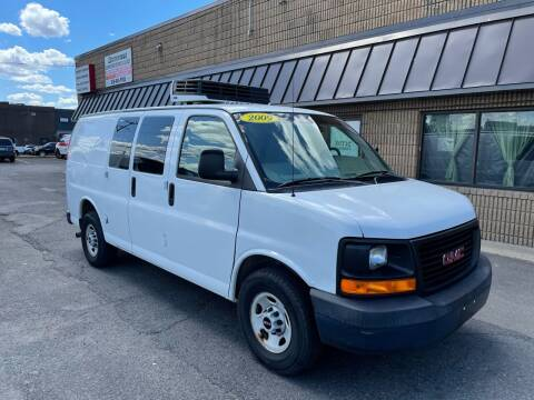 2009 GMC Savana Cargo for sale at State Road Truck Sales in Philadelphia PA
