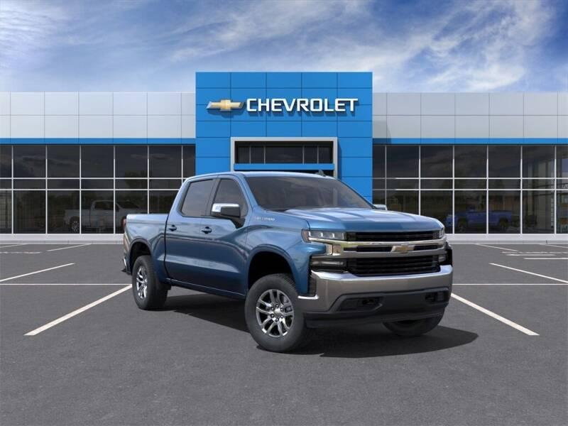2021 Chevrolet Silverado 1500 for sale at MATTHEWS HARGREAVES CHEVROLET in Royal Oak MI