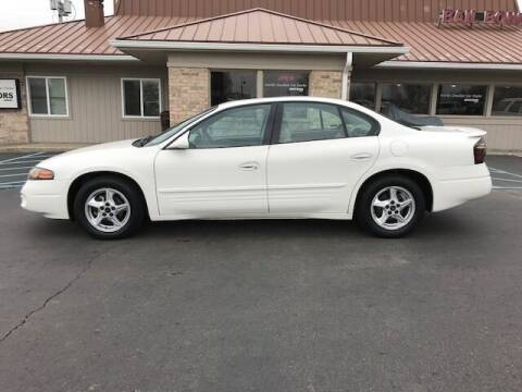 2002 Pontiac Bonneville for sale at Motors Inc in Mason MI