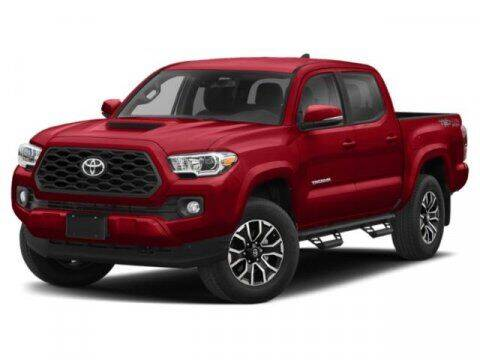 2021 Toyota Tacoma for sale at BEAMAN TOYOTA in Nashville TN