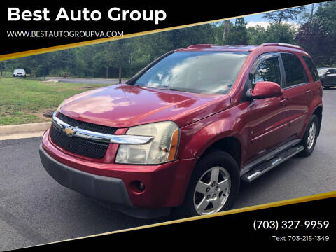 2006 Chevrolet Equinox for sale at Best Auto Group in Chantilly VA