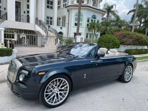 2009 Rolls-Royce Phantom Drophead Coupe for sale at Prestigious Euro Cars in Fort Lauderdale FL