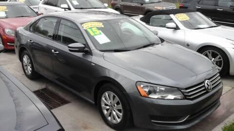 2015 Volkswagen Passat for sale at Express AutoPlex in Brownsville TX