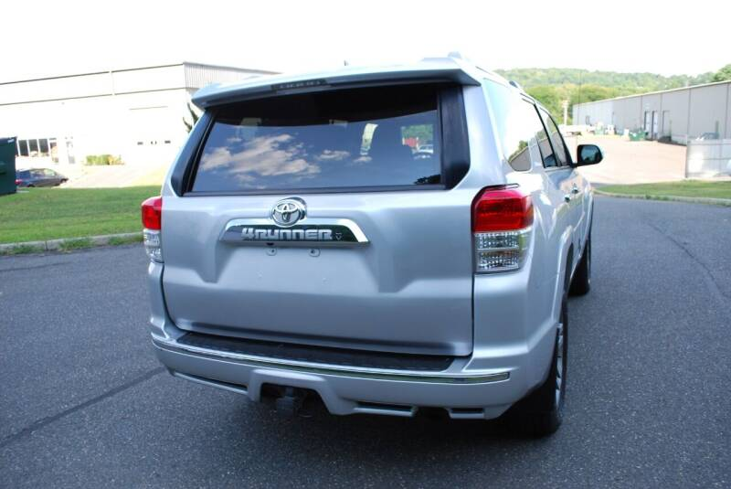 2012 Toyota 4Runner AWD Limited 4dr SUV - New Milford CT