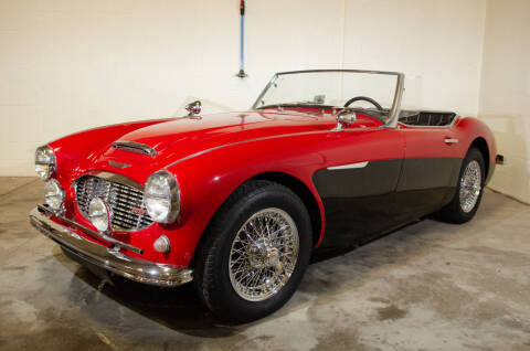 1961 Austin-Healey 3000 for sale at Its Alive Automotive in Saint Louis MO