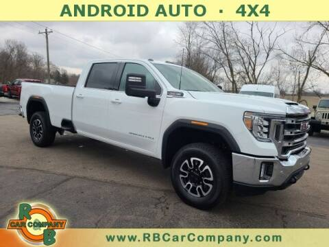 2020 GMC Sierra 3500HD for sale at R & B CAR CO - R&B CAR COMPANY in Columbia City IN