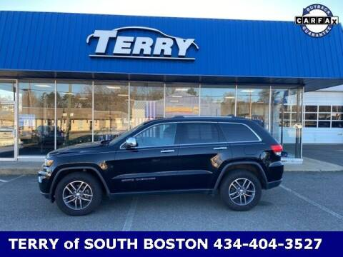 2017 Jeep Grand Cherokee for sale at Terry of South Boston in South Boston VA
