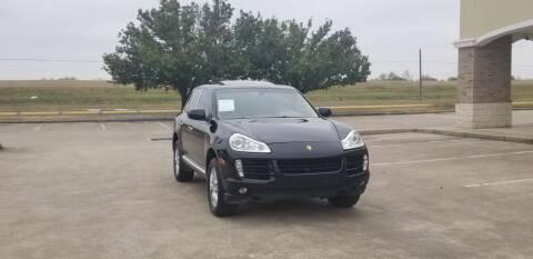 2008 Porsche Cayenne for sale at America's Auto Financial in Houston TX