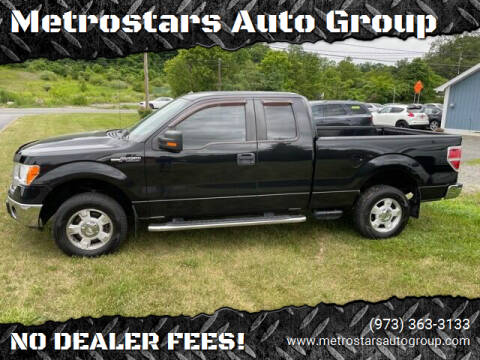 2013 Ford F-150 for sale at Metrostars Auto Group in Hamburg NJ