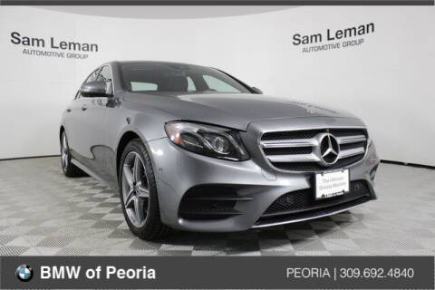 2019 Mercedes-Benz E-Class for sale at BMW of Peoria in Peoria IL