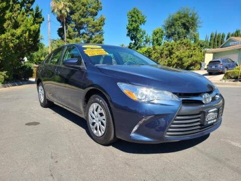 2016 Toyota Camry for sale at CAR CITY SALES in La Crescenta CA