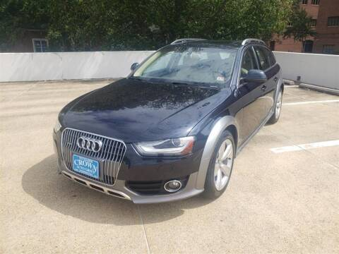 2013 Audi Allroad for sale at Crown Auto Group in Falls Church VA